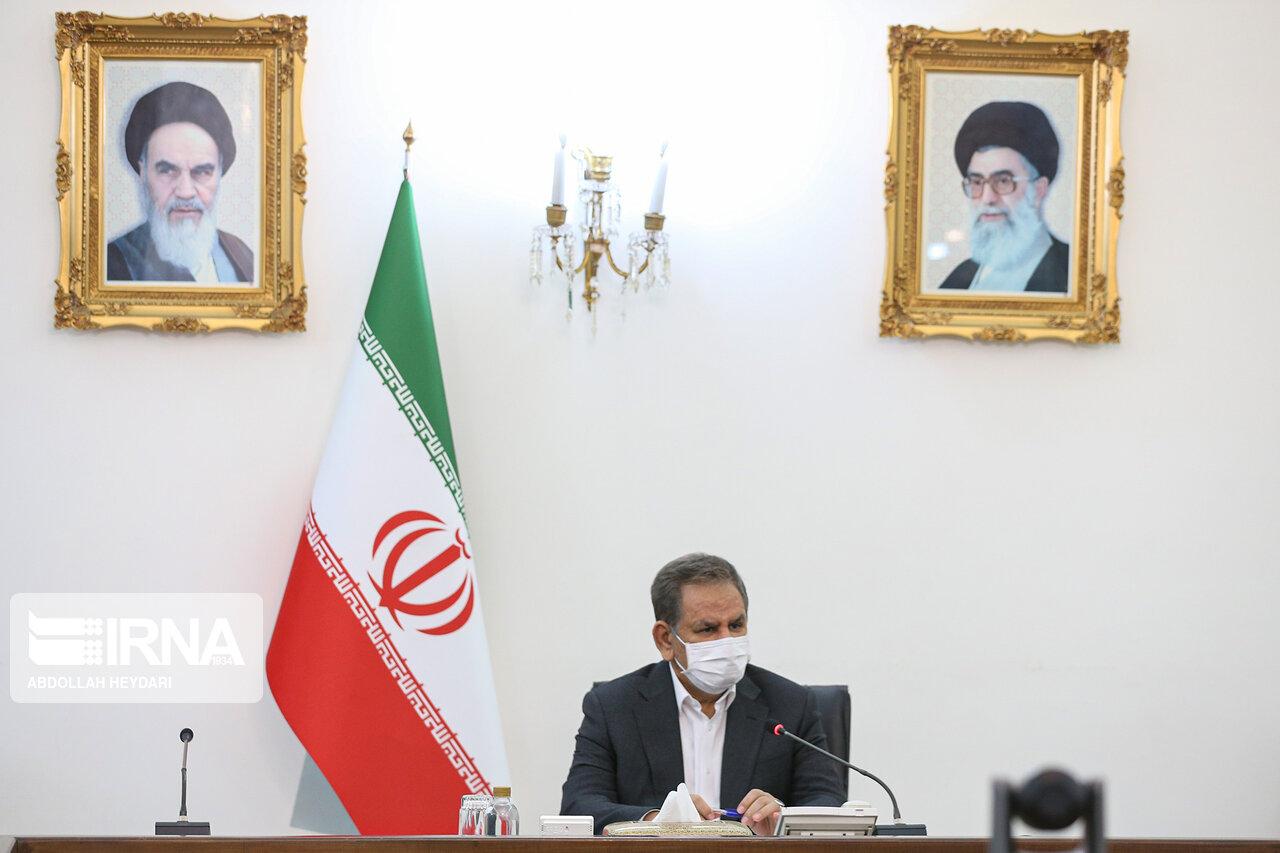 جلسه اتاق مشترک بازرگانی ایران و ترکیه با معاون اول رییس جمهور
